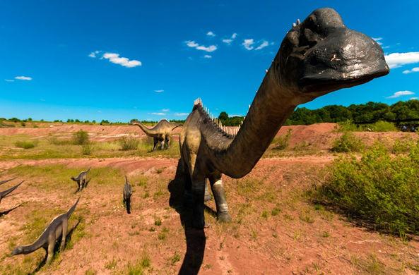 Ученые выращивают «ужин для динозавров»
