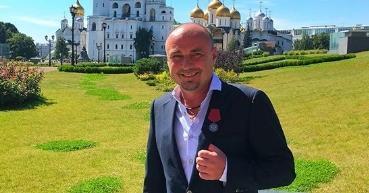Александр Жулин узаконил отн…