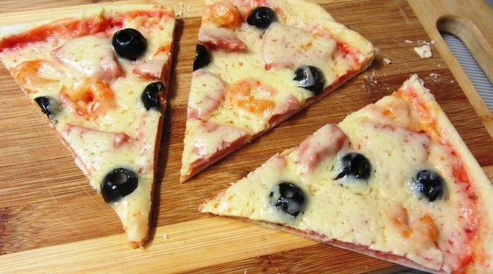 Совет как приготовить Тонкое хрустящее тесто для пиццы