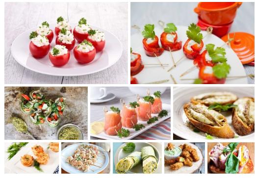10 закусок, которые делаются за 15 минут