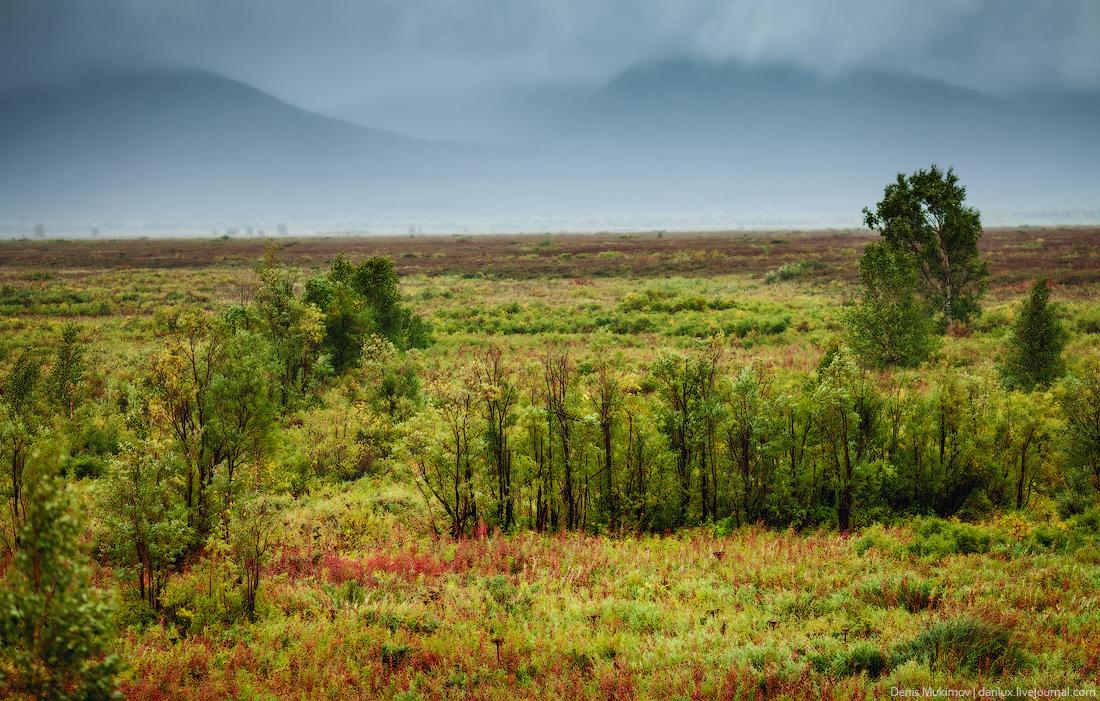 Камчатские пейзажи в объективе Дениса Мукимова