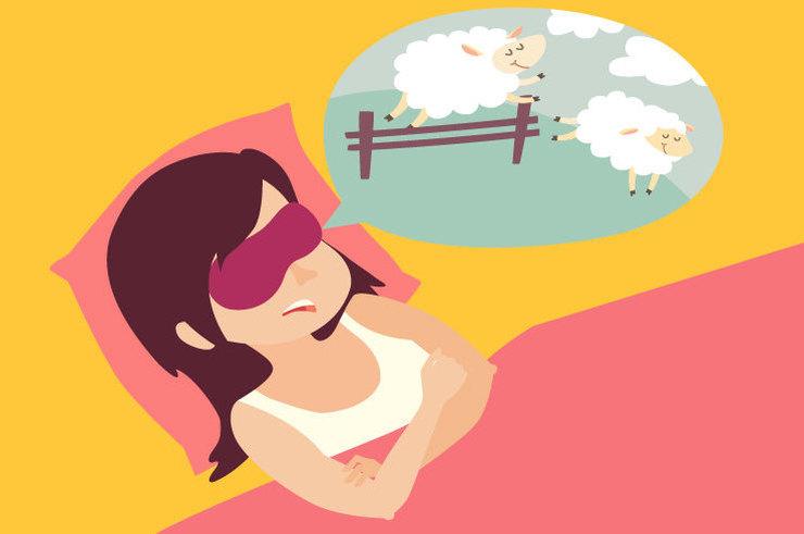 Как быстрее заснуть? Один трюк добавит тебе 15 минут сна!