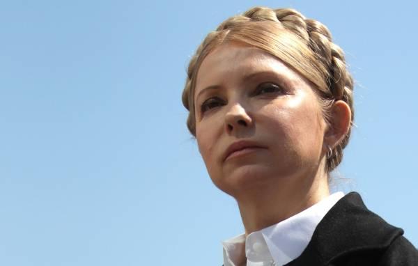 Тимошенко разгоняет украинское правительство из-за роста цен на газ