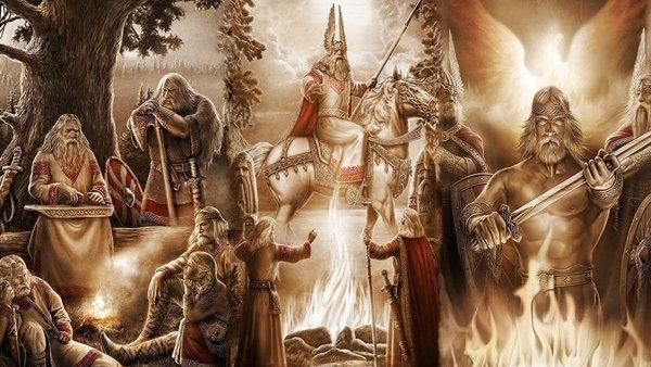 Славянские боги Древней Руси