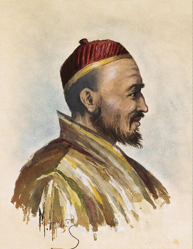 Петр Александрович Бадмаев, …