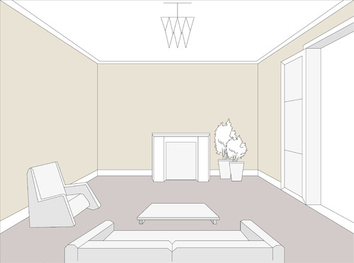 Пол, стены, потолок: Как сочетать их друг с другом