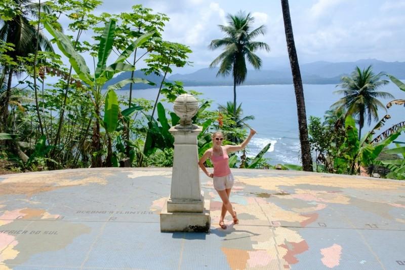 YANA_KAROL: Как я побывала на экваторе путешествия, факты, фото