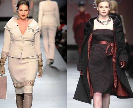 Мода размера Plus Size —  найдите свой стиль, изюминку  и полюбите себя такой, какая вы есть!