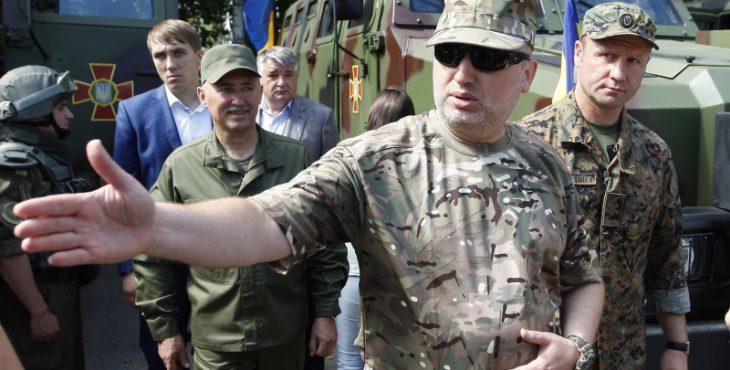 Идея блицкрига в Донбассе находит в Киеве все больше сторонников