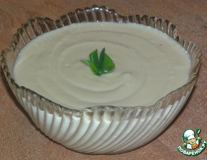 Рецепт: Фасолевый соус