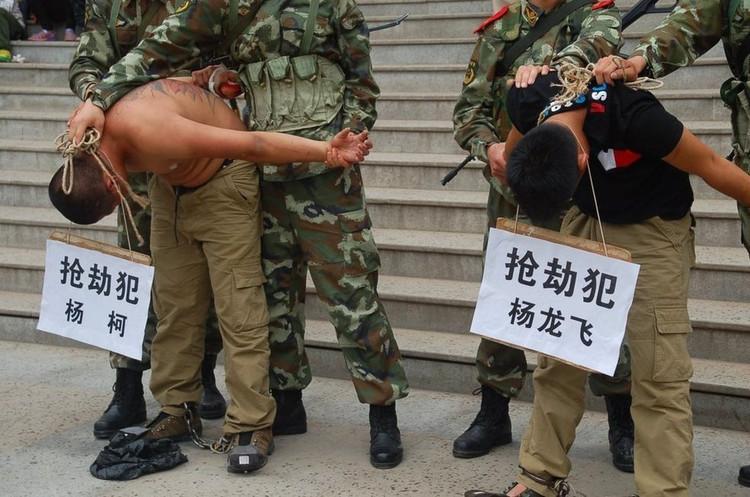 Борис Григорьев. Наказание и процветание: Китай – лучший пример их плодотворной связки