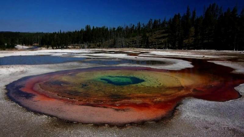 Озеро Смерти (Италия) наша планета, озера, самые опасные