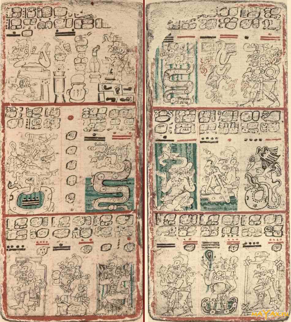 Древняя книга Майя - 3 попытки создания человека
