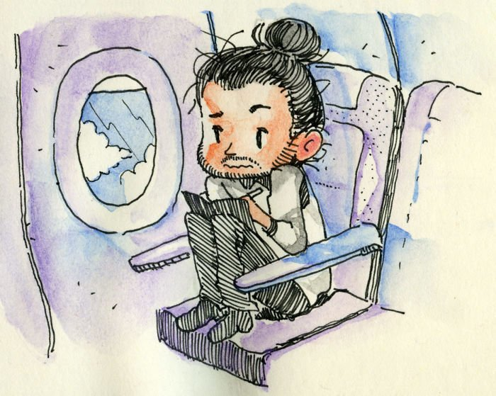 Полёт Любовь, история, комикс, любовь на расстоянии, рисунки, романтика, творчество, художник
