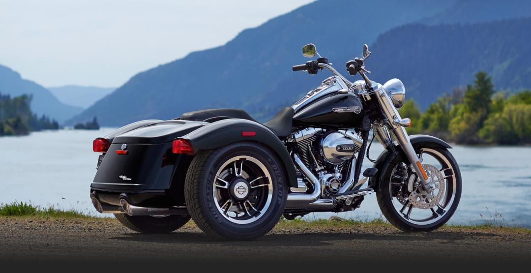 Фото Harley-Davidson, Freewheeler