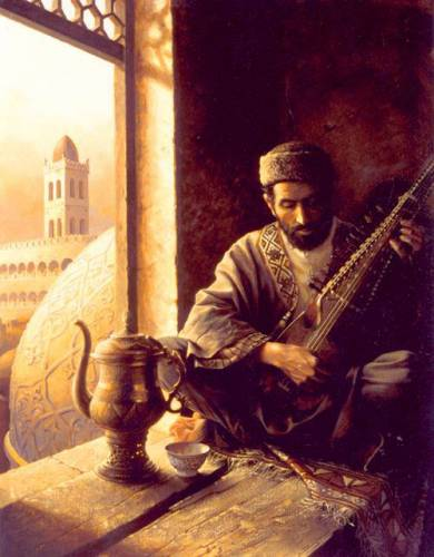 Обучающие суфийские притчи