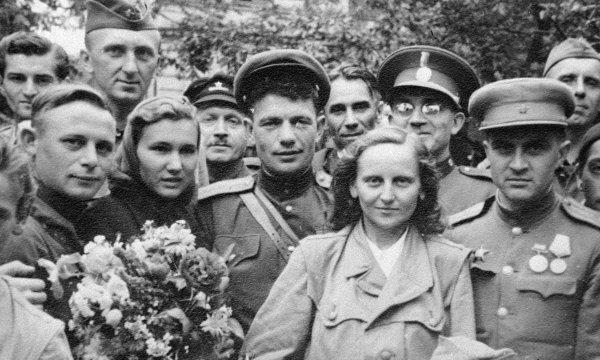 Настоящий капитан НКВД