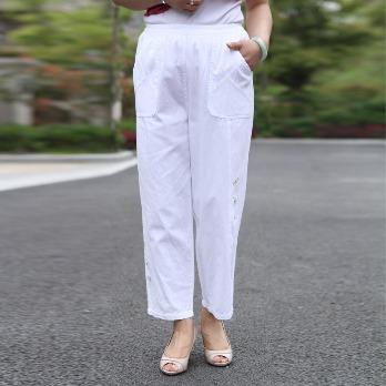 Мода и стиль: Летние брюки — варианты для элегантных женщин