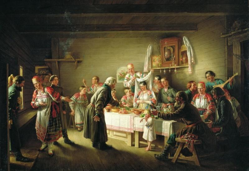 Сватовство на руси: как это было