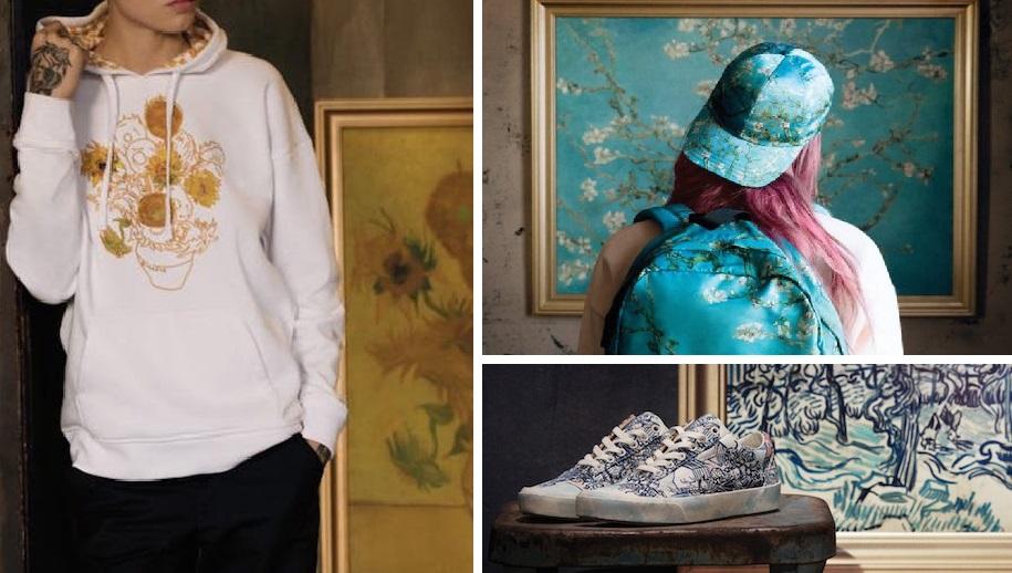 Модная коллекция, созданная для почитателей Ван Гога