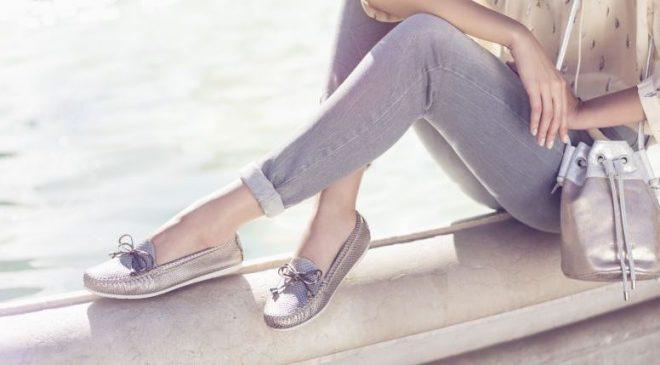Обувь без каблуков в 2018: комфорт входит в моду