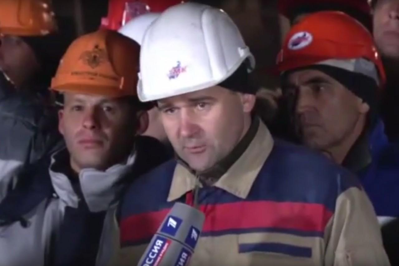 Задавший вопрос Путину строитель космодрома Восточный арестован