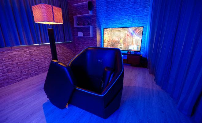 Игровые диваны AeroCool: особая мебель для требовательных игроков