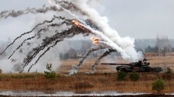 National Interest рассказал, как НАТО может случайно начать войну с Россией