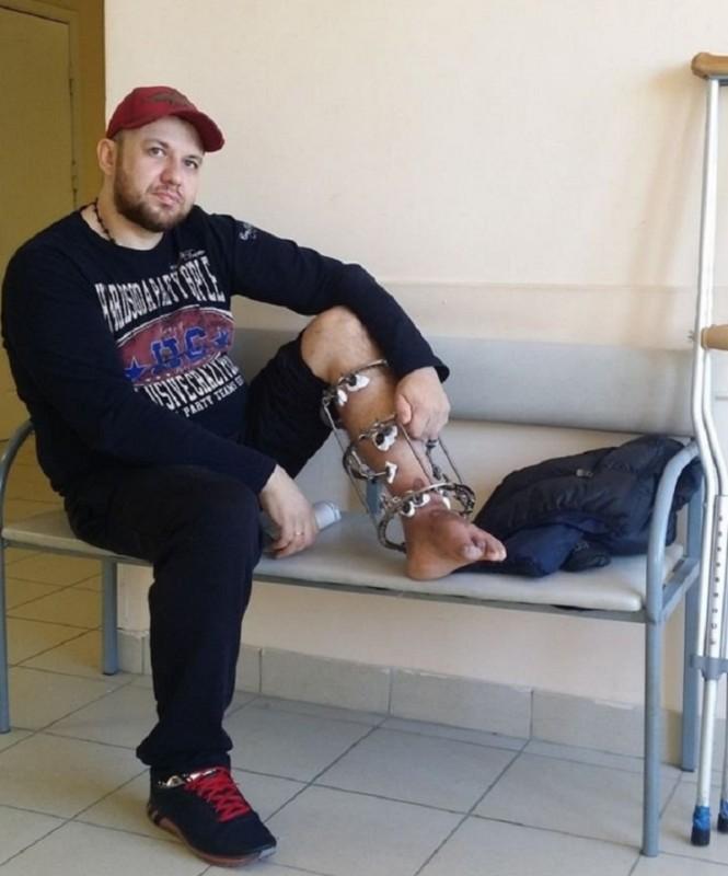 Помощь Сергею Паршикову