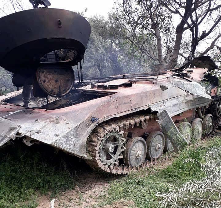 Котел у Дамаска: Армия Сирии…