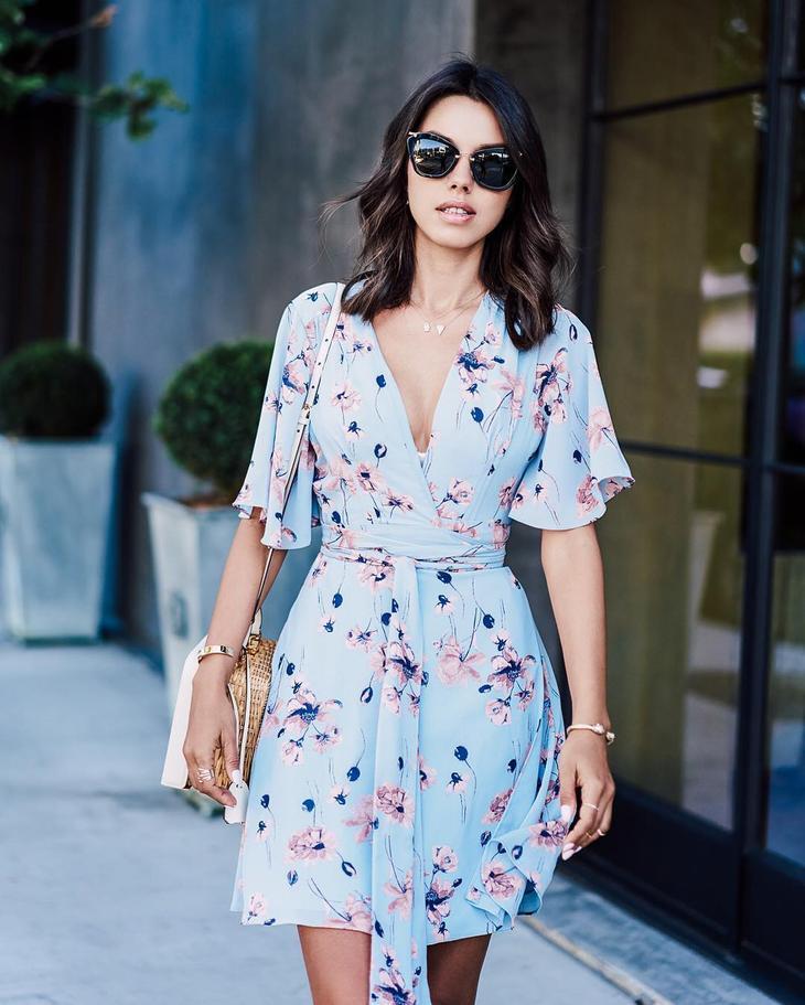 Модные платья весна-лето 2018: популярные фасоны и 30 потрясающих вариантов