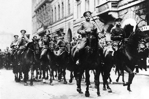 «Обвал русской истории». Что замышляли враги революции 1917 года