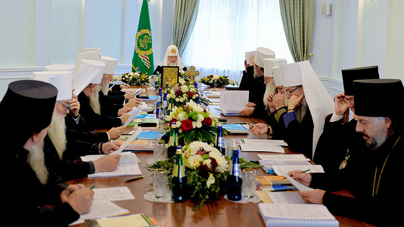 «Ответ на канонические преступления»: РПЦ объявила о разрыве отношений с Константинопольским патриархатом
