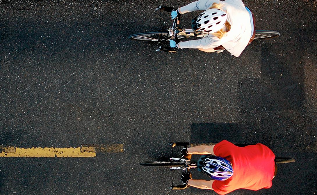 Как велосипед может помочь похудеть