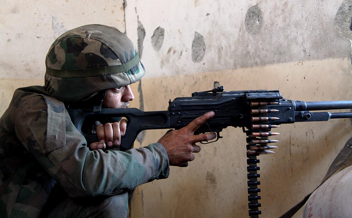 В Минобороны рассказали о виртуозно проведённой десантной операции в Сирии