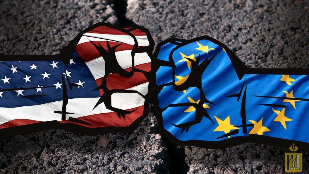 Европа разорит фермеров США