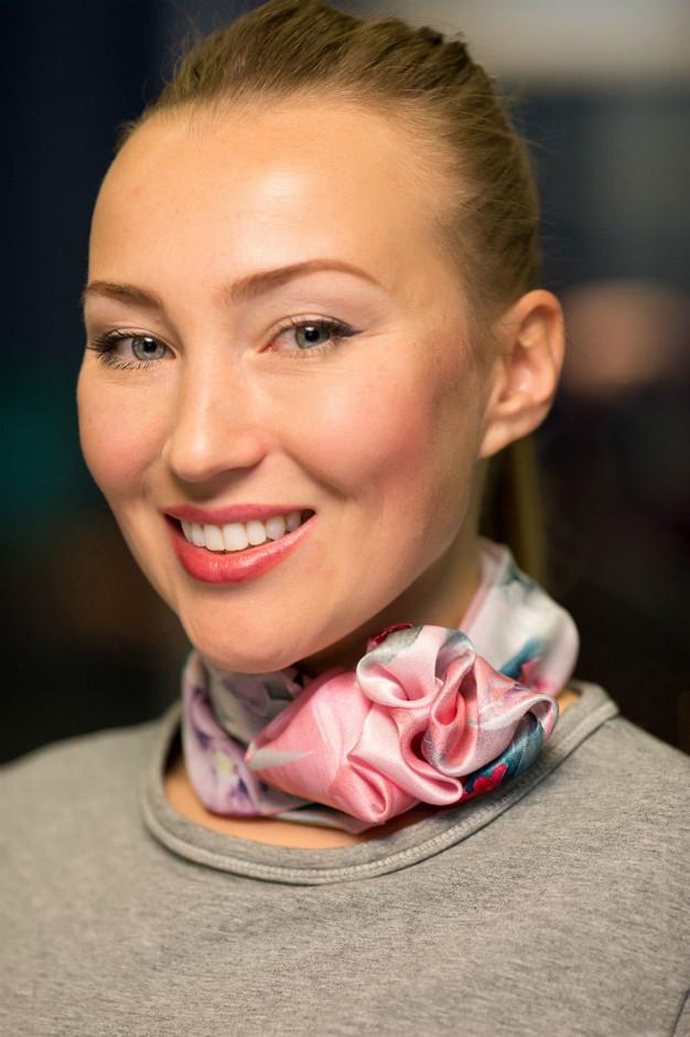 10 способов красиво завязать платок