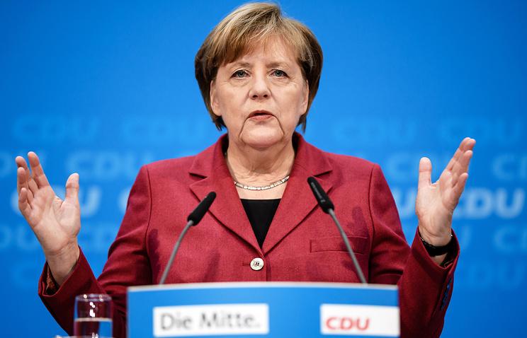 Меркель назвала Россию силой, формирующей международный порядок