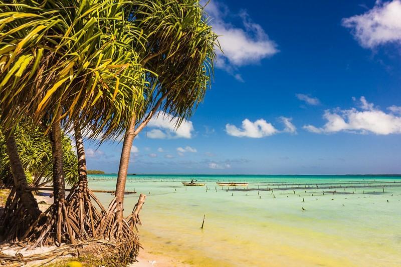 Кирибати - 4000 туристов в год дальние острова, куда поехать, нехоженые тропы, познавательно, путешествия, статистика, туризм, туристы