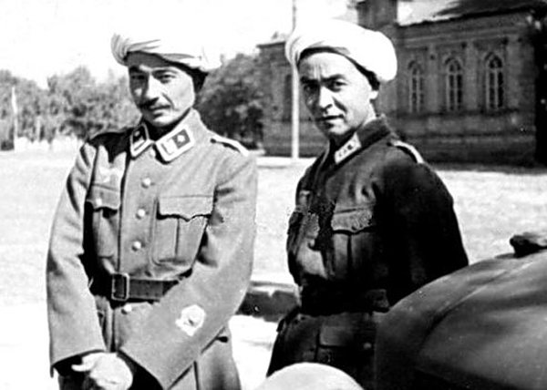 Предательство Крымских татар во время войны