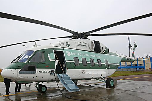 «Друг Татарстана» Сергей Шойгу застолбил новые казанские вертолеты