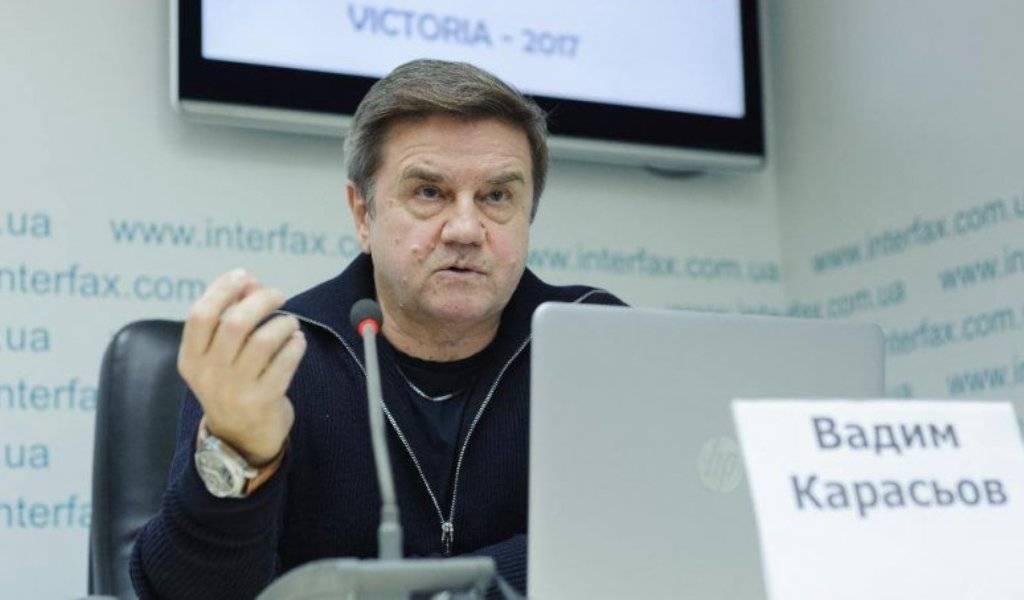 Карасев: Украина и Запад могут сменить позиции по Крыму