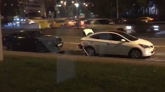 Дима Билан после концерта на Кубани стал виновником ДТП в Москве