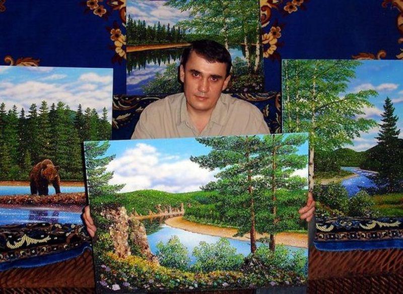 самоцвет, художник, Якутия