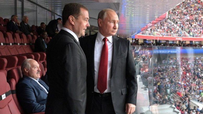 Почему Путин выбрал Лукашенк…