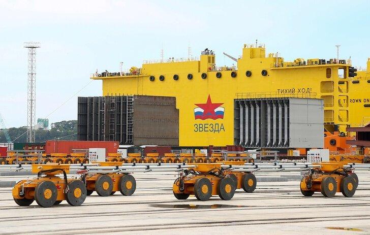 «Совкомфлот» разместил заказ на строительство трех СПГ-танкеров на судоверфи «Звезда» Хорошие, добрые, новости, россия, фоторепортаж