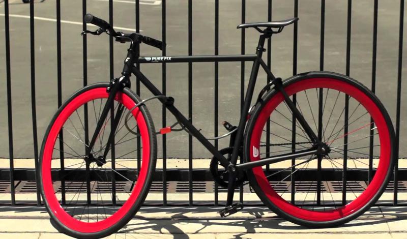 Как обезопасить велосипед от воров