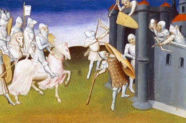 Как крестоносцы взяли Иерусалим? Иерусалимская бойня. Как крестоносцы грабили Святой город во имя Христа (2 статьи)