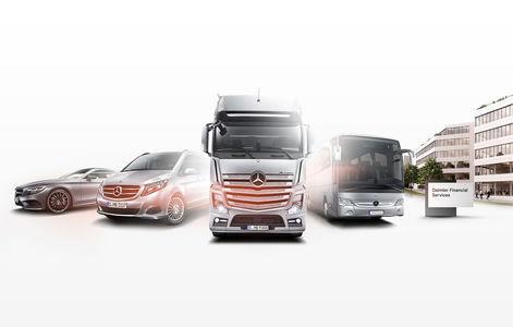 Концерн Daimler разделят на три независимых подразделения