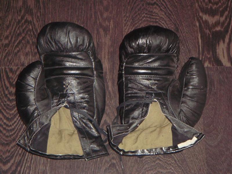 Как своими руками сделать боксерские перчатки